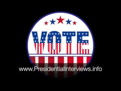 Mathew Tyler (I) For President 2016 Presidential Candidate Interview - Audio
